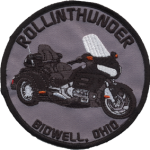 Goldwing Trike Embroidery